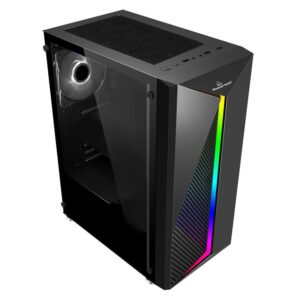 POWERTECH PC INTEL CPU Core i5 10400 SSD 512GB 8GB RAM