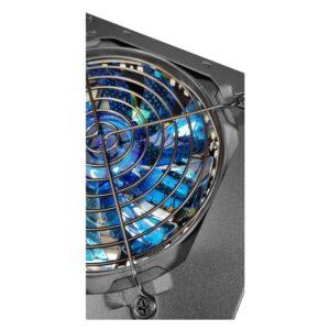 PSU POWERTECH Μπλε LED fan 500W_1