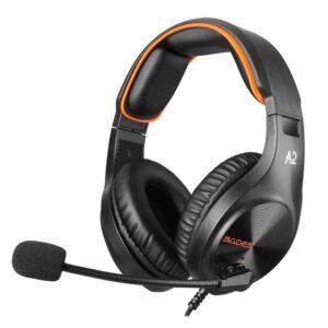 SADES Gaming Headset A2 Multiplatform 3.5mm Μαύρα