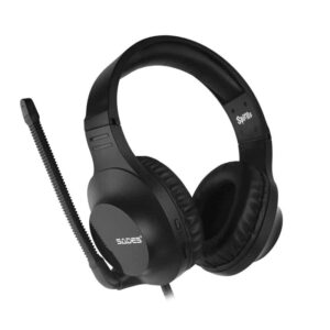 SADES Gaming Headset Spirits SA 721 Multiplatform 3.5mm Μαύρα