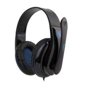 SADES Gaming Headset Tpower με 40mm Blue