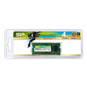 SILICON POWER DDR3 SODimm 4GB 1600MHz PC3 12800 CL11_1