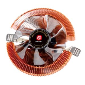 SOEYI για CPU CLA902 1800RPM 23.6dBA 3 pin 90mm fan 65w