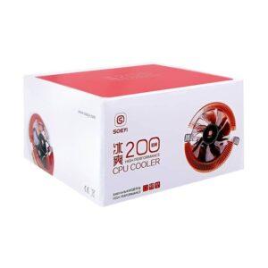 SOEYI για CPU CLA902 1800RPM 23.6dBA 3 pin 90mm fan 65w_1