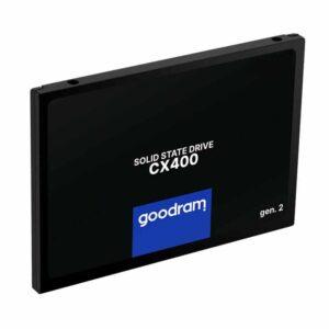 SSD GOODRAM CX400 Gen.2 128GB 2.5 SATA III 550 460MB s 3D TLC NAND