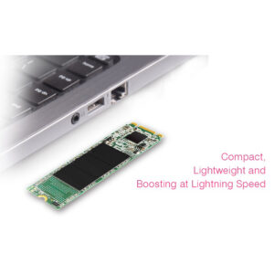SSD SILICON POWER A55, 256GB, M.2 2280, SATA III, 560-530MBs_2