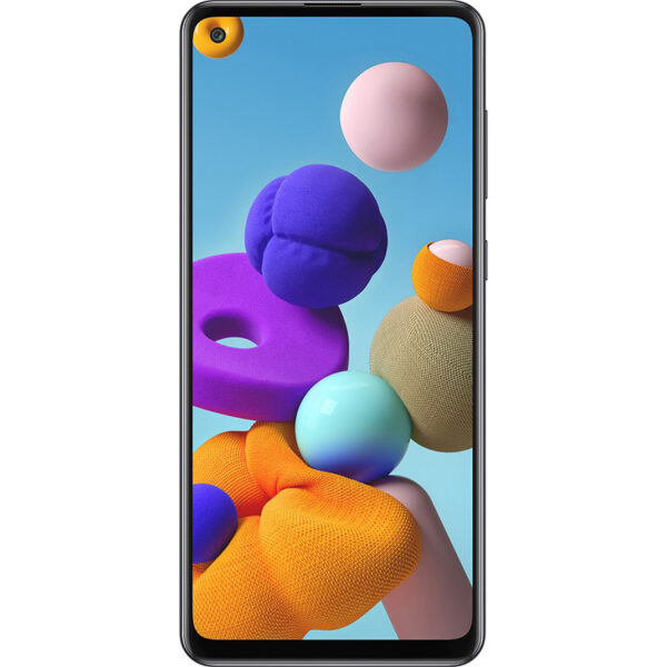 Samsung Galaxy A21s (32GB) Black_1