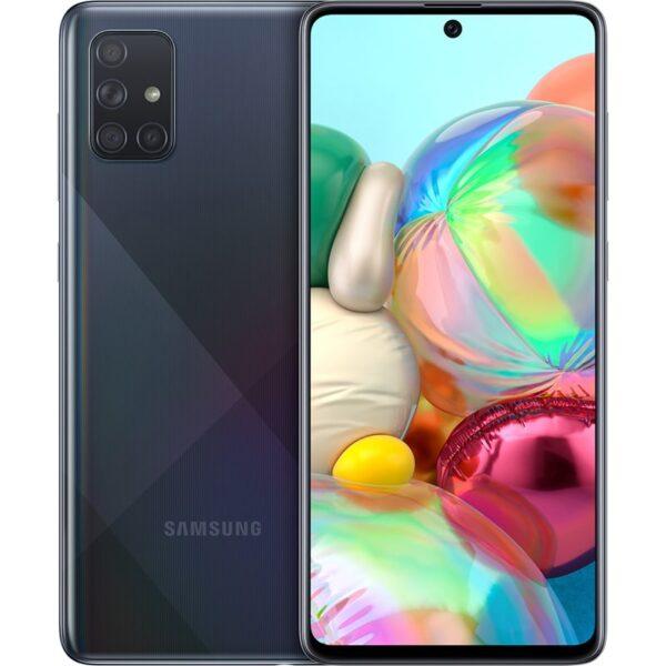 Samsung Galaxy A71 Dual Sim 6GB_128GB Black EU