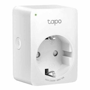 Smart Αντάπτορας Ρεύματος TP LINK TAPO P100 Wi Fi Bluetooth Ver. 1.0