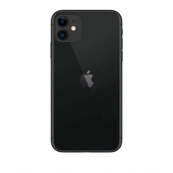 Smartphone Apple iPhone 11 6.1'' 64GB-4GB Black Dual Camera-Liquid Retina 3