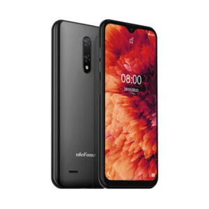 Smartphone Note 8P ULEFONE ,Android 10 Go Edition, Μαύρο