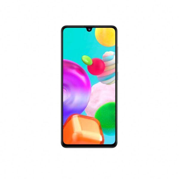 Smartphone Samsung Galaxy A41 6.1'' 64GB/4GB SM-A415F White Triple Camera 48MP