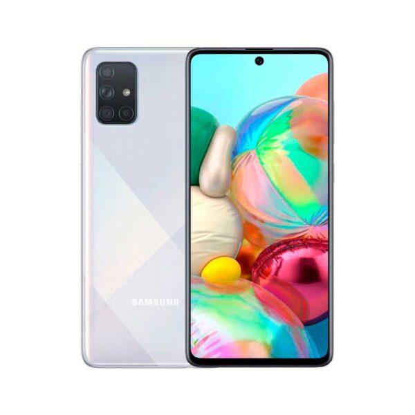 Smartphone Samsung Galaxy A71 6.7'' 128GB/6GB Silver Quad Camera 64MP