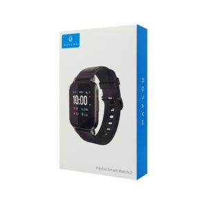 Smartwatch HAYLOU LS02, 1.4'' Έγχρωμο, IP68, Heart Rate Monitor, Μαύρο_10