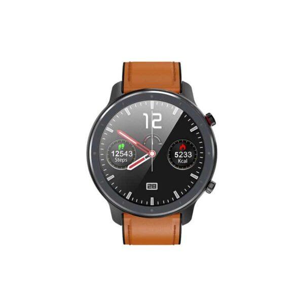 Smartwatch L11 ΙΝΤΙΜΕ 1.3 Έγχρωμο IP68 HR Blood Pressure Μαύρο