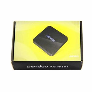 TV Box X8 Mini PENDOO 4K S905W 2GB DDR3 16GB eMMC Android 7.1_1