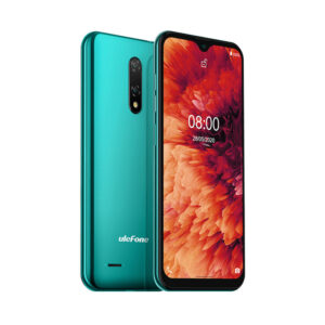 ULEFONE Smartphone Note 8P, Πράσινο
