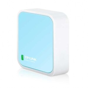 WIRELESS ROUTER TP LINK TL WR802N
