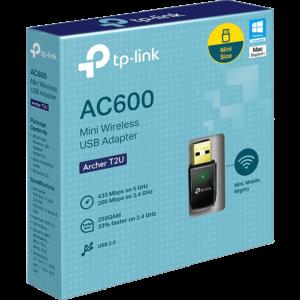 Wireless Dual Band USB Adapter TP LINK Archer T2U AC600_1