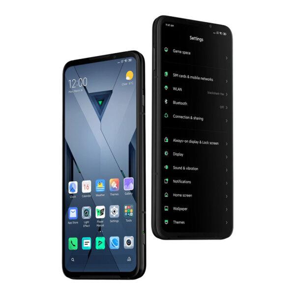 Xiaomi Ecosystem Smartphone BLACK SHARK 3, Μαύρο_1