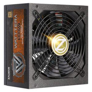 ZALMAN Watttera 1000W Active PFC 80 Plus Gold