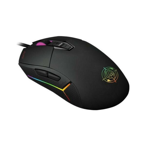 Zeroground MS-4000G Daito RGB Gaming Ποντίκι Μαύρο_1